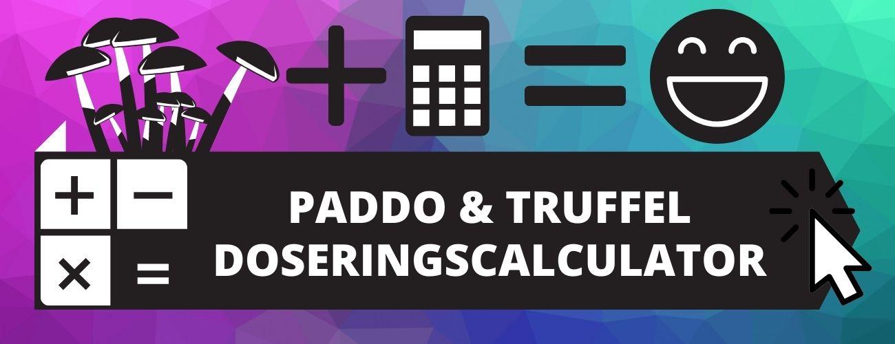 ✅ Paddo en Truffel doseringscalculator - Smartific.com