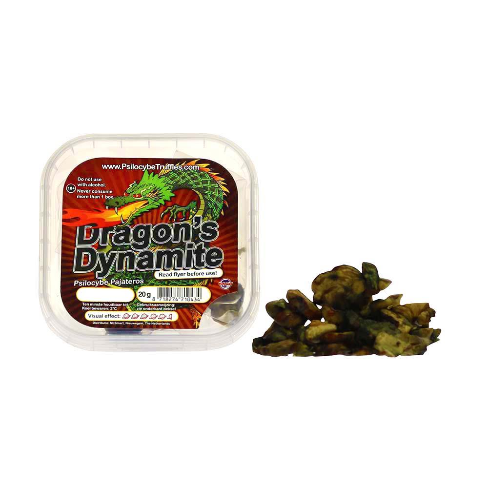 ✅ McSmart Dragons Dynamite Magische Truffels (Psilocybe Pajateros) Smartific.com