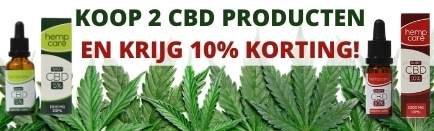 BUY 2 CBD PRODUCTS - GET 10% OFF!
