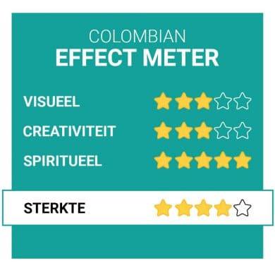 Colombian Paddo's Effecten Smartific.nl