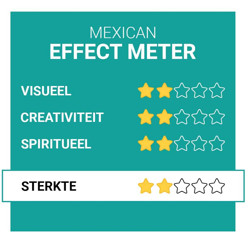 Mexican Paddo's Effecten Smartific.nl