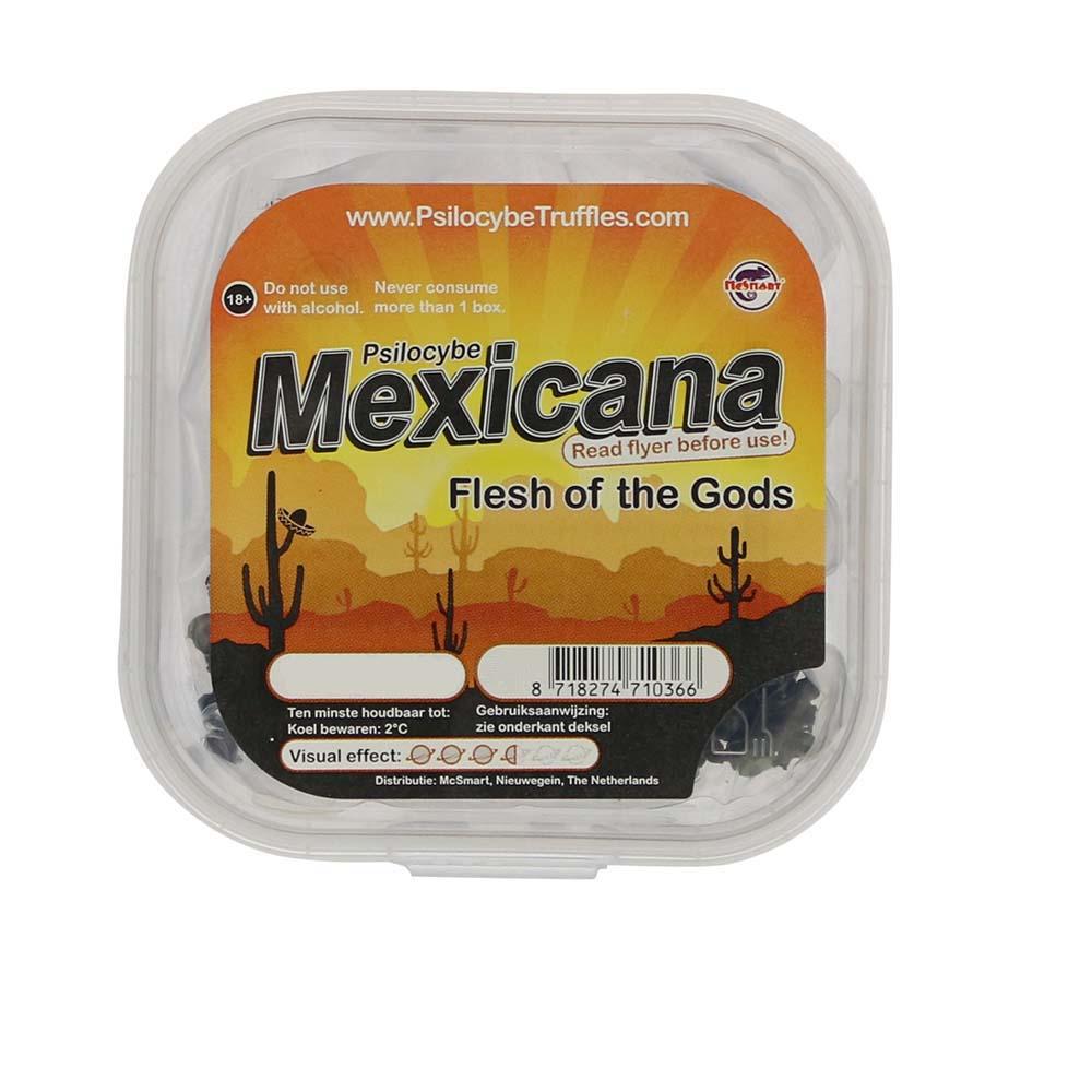 Mexicnana Psilocybe Magic Truffles