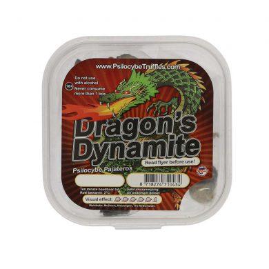 Dragons Dynamite Psilocybe Pajateros Magic Truffles