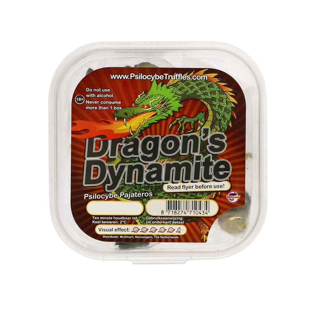 Dragons Dynamite Psilocybe Pajateros Magic Truffels Smartific.nl