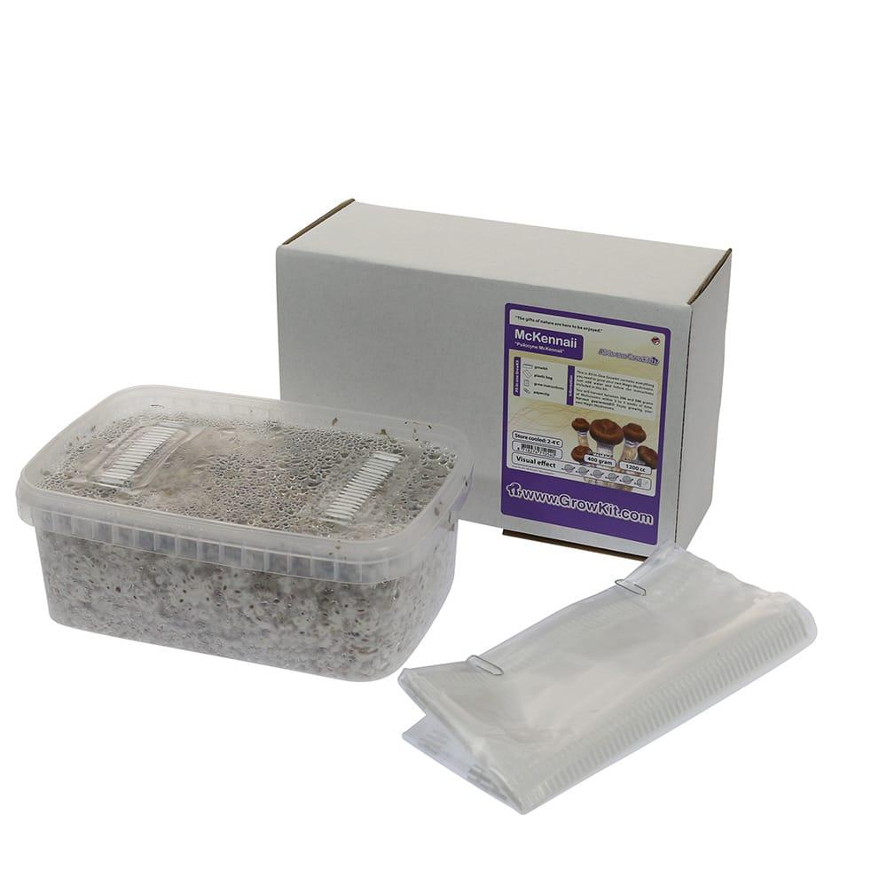 ✅ McSmart McKennaii Paddo Grow kit (Psilocybe) 1200 cc analyse - Magische Paddo's