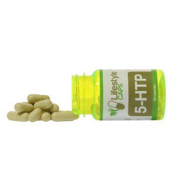 Lifestyle Caps 5-HTP (40 capsules)