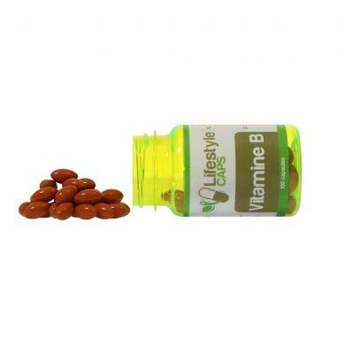 Vitamin B Lifestyle Caps (100 capsules)