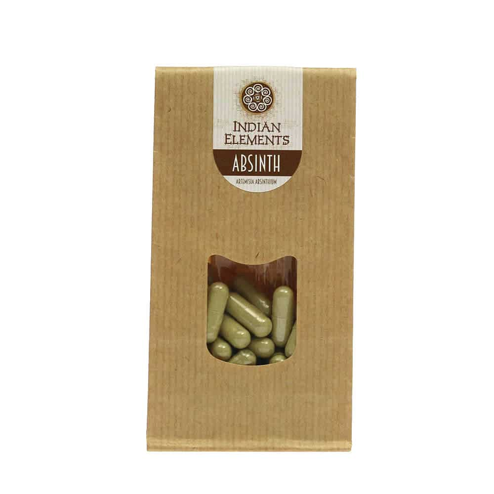 Indian Elements Absinth / 60 Capsules Indian Elements Absinth (60 Capsules)