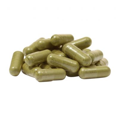 Indian Elements Damiana Capsules (60 capsules)