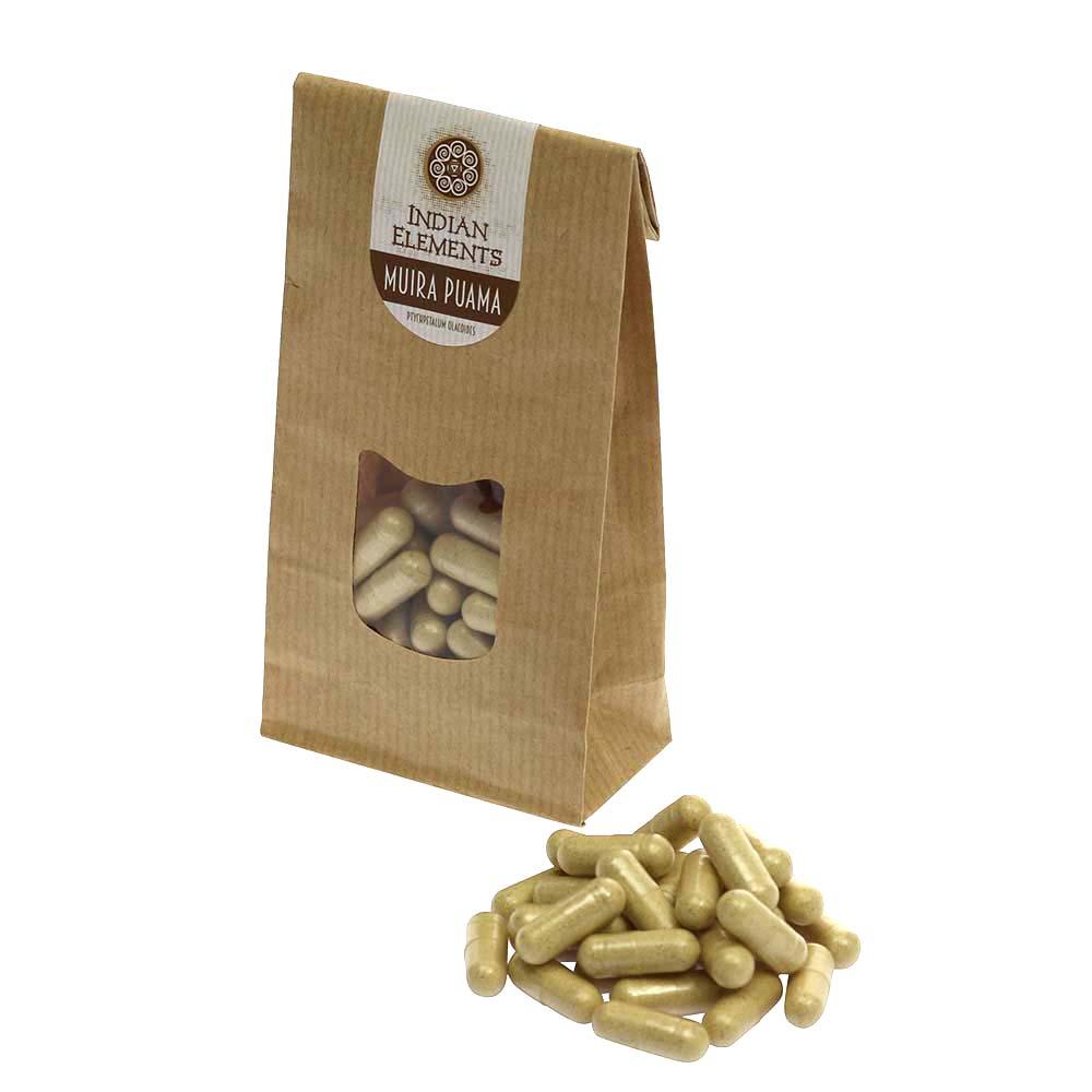 Indian Elements Muira Puama (60 capsules)