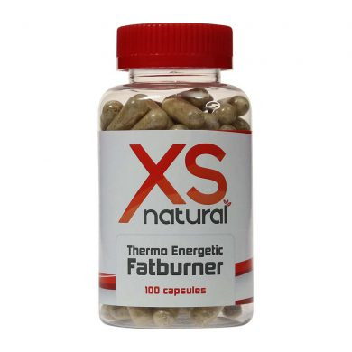 XS Natural Thermo Energetic Fatburner (100 capsules)