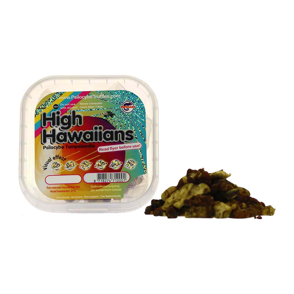 ✅ Smartific McSmart High Hawaiians Magische Truffels (Psilocybe Tampelandia) Smartific.nl