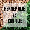 ✅ Hennep olie VS CBD Olie - blog post - Smartific