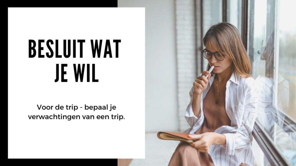 ✅ Trip advies voor beginners - Besluit wat je wil - Voorbereiden op je eerste Paddo of Magic Truffel trip - Smartific