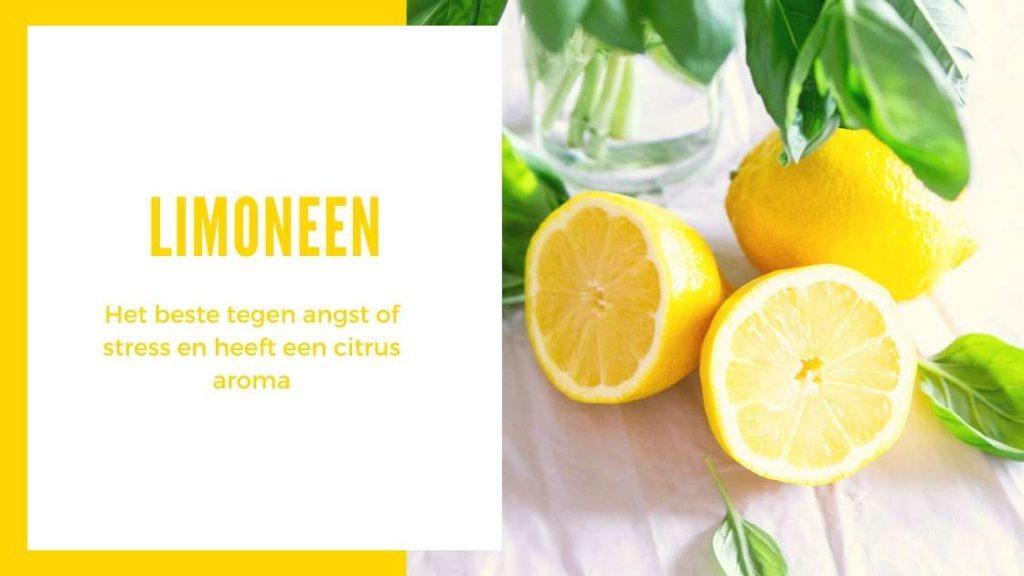 ✅ Ultieme Terpenen Gids - Limoneen - Smartific