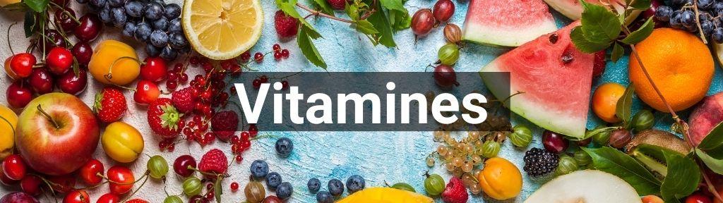 ✅ Alle hoge kwaliteit Vitamine supplementen van Smartific.nl