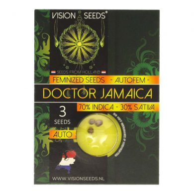? Vision Seeds Wietzaadjes Auto DOCTOR JAMAICA Smartific 2014194/2014193