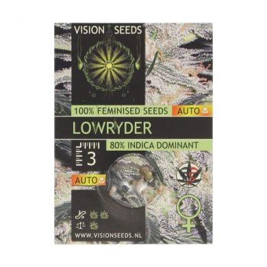 ? Vision Seeds Wietzaadjes Auto LOWRYDER Smartific 2014198/2014197