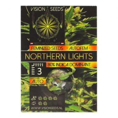 ? Vision Seeds Wietzaadjes Auto NORTHERN LIGHTS Smartific 2014200/2014199