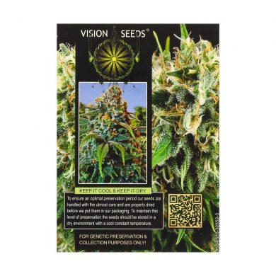 ? Vision Seeds Gefeminiseerd Wietzaadjes AMNESIA Smartific 2014220/2014219