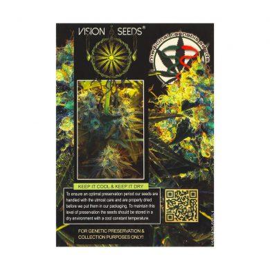 🌿 Vision Seeds Gefeminiseerd Wietzaadjes JACK HERER Smartific 2014246/2014245