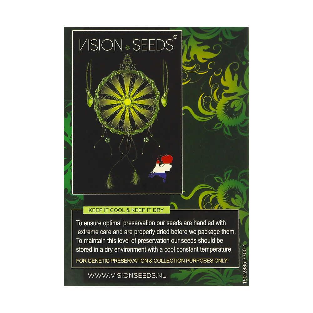 🌿 Vision Seeds Gefeminiseerd Wietzaadjes NICOLE X OG Smartific 2014256/2014255