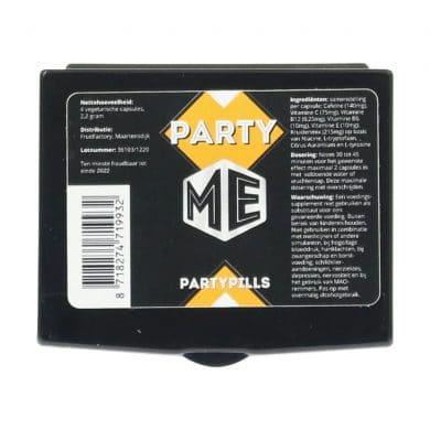💊 Me Party Pillen Party Me Smartific 8718274719932