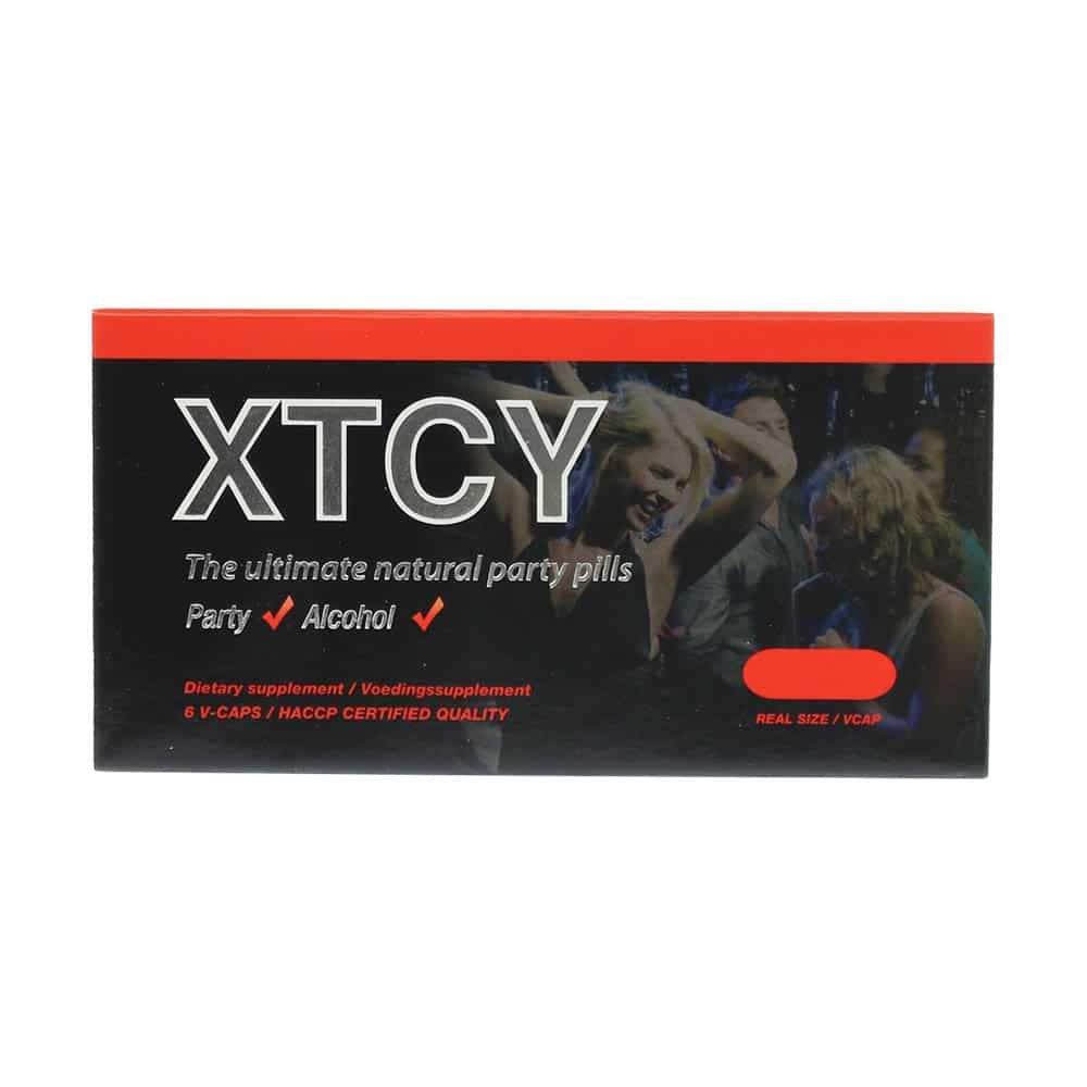 💊 HPA Party Pillen XTCY Smartific 9769077556766