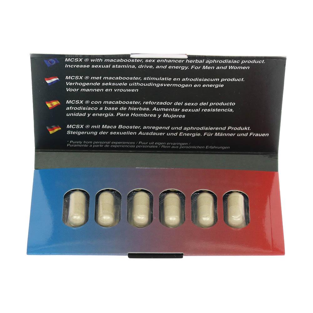 💊 HPA Party Pillen MCSX Smartific 9769077557503
