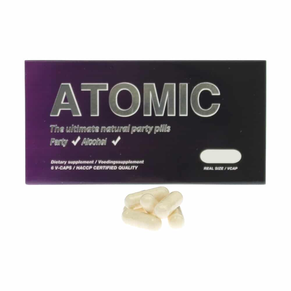 💊 HPA Party Pillen Atomic Smartific 9769077557527