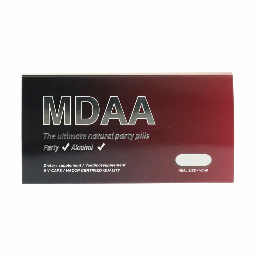 💊 HPA Party Pillen MDAA Smartific 9769077557534