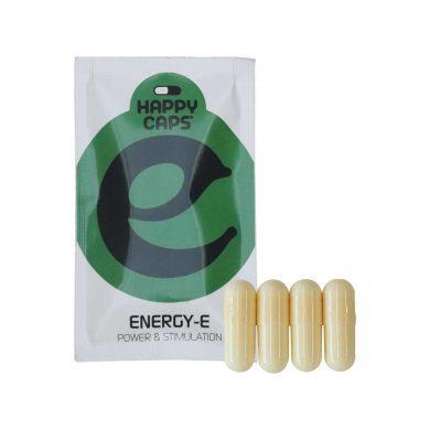 💊 Happycaps Party Pillen Energy E Smartific 8718647104877