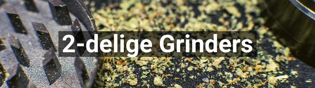 ✅ Alle hoge kwaliteit 2-delige Grinders producten van Smartific.nl