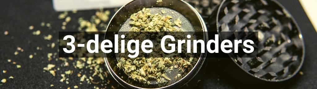 ✅ Alle hoge kwaliteit 3-delige Grinders producten van Smartific.nl