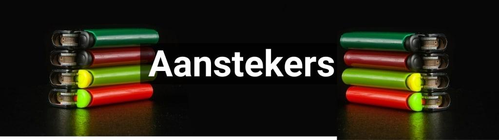 ✅ Alle hoge kwaliteit Aanstekers producten van Smartific.nl