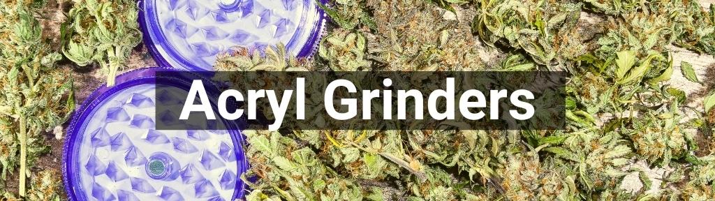 ✅ Alle hoge kwaliteit Acryl Grinders producten van Smartific.nl
