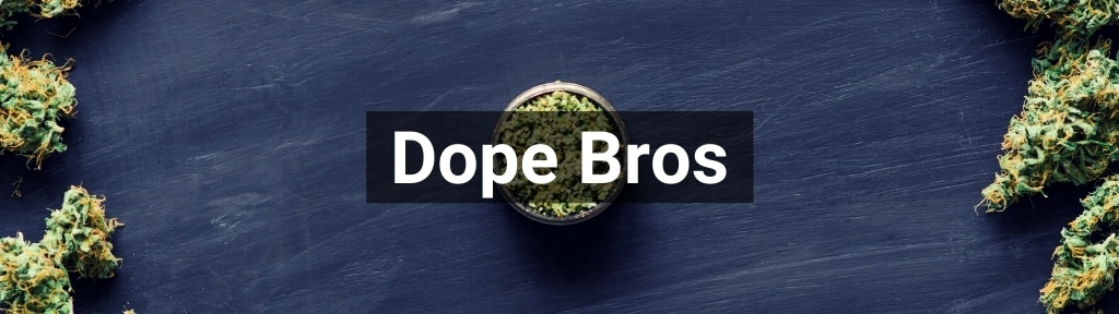 ✅ Alle hoge kwaliteit Dope Bros producten van Smartific.nl