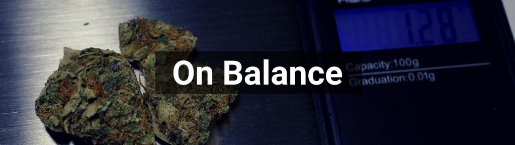✅ Alle hoge kwaliteit On Balance producten van Smartific.nl
