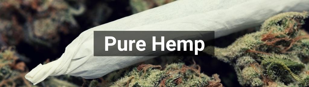 ✅ Alle hoge kwaliteit Pure Hemp producten van Smartific.nl