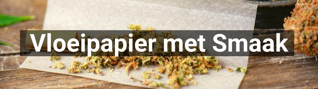 ✅ Alle hoge kwaliteit Vloeipapier met Smaak producten van Smartific.nl