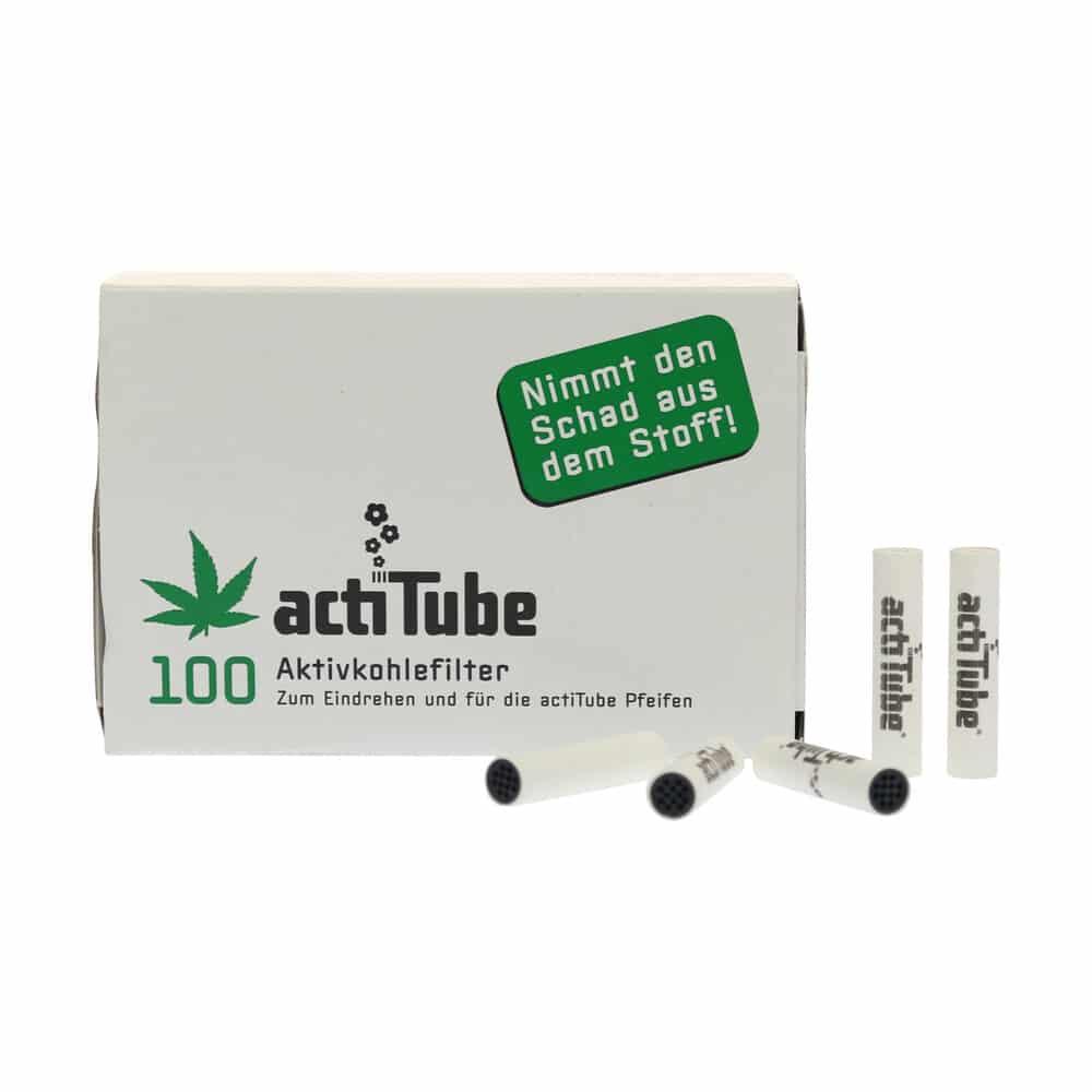 💨 ActiTube-filtertip met actieve kool Smartific 4260041939967