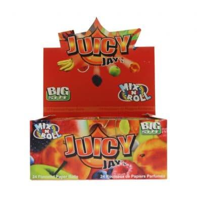 💨 Willekeurige gearomatiseerde Vloeitjes Juicy Jay's Smartific 716165174448