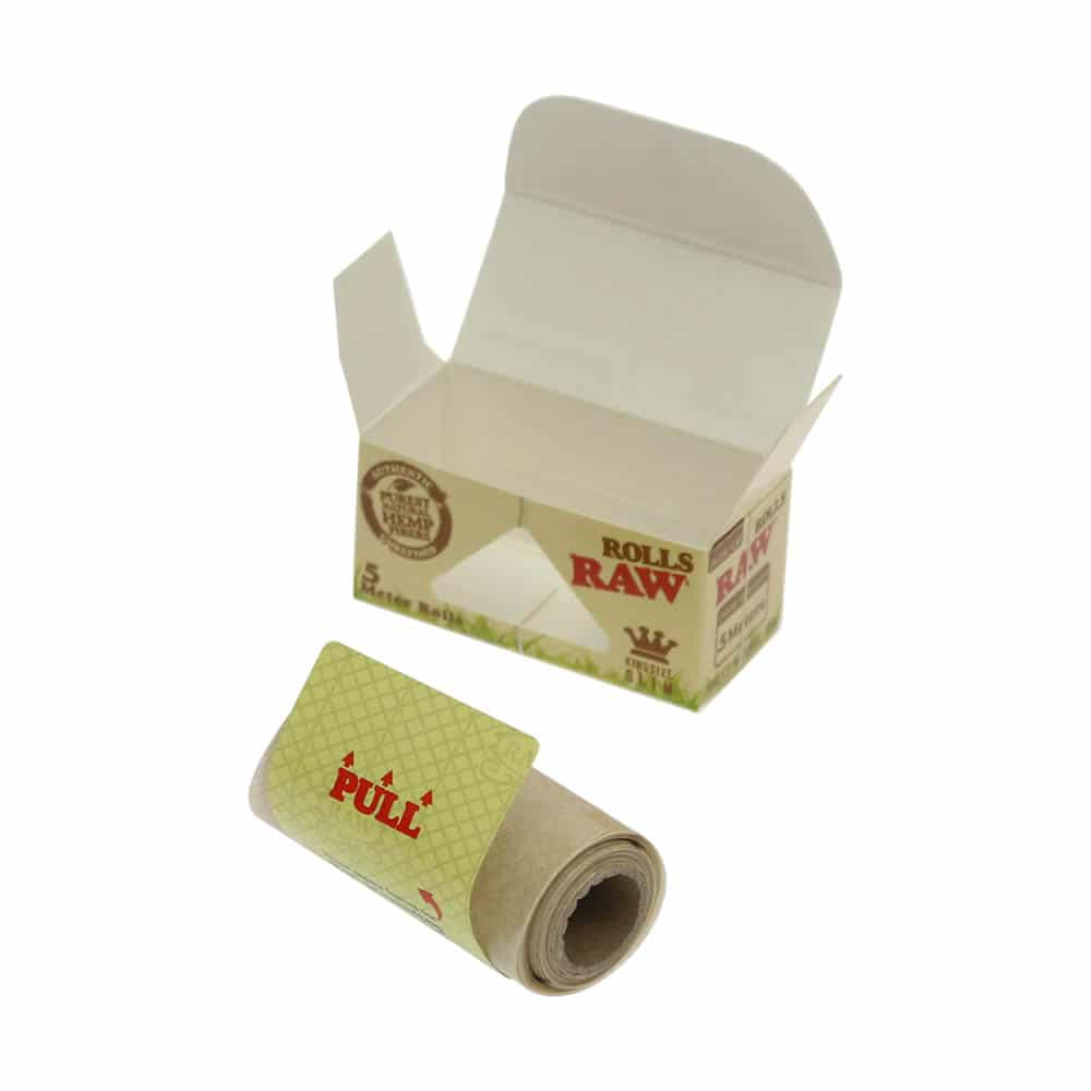 💨 Raw Organic Rolls 5m Lange Vloei Smartific 716165174912