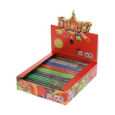 💨 Willekeurige gearomatiseerde Vloeitjes Juicy Jay's Smartific 716165176220
