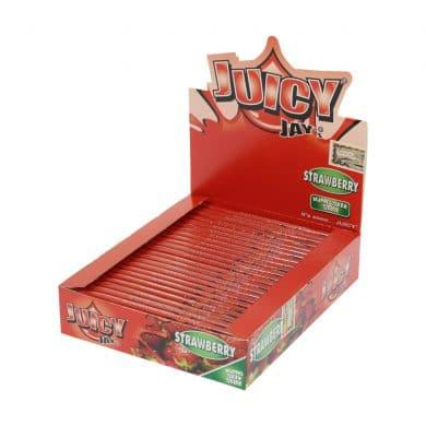 💨 Vloeitjes met aardbeiensmaak Juicy Jay's Smartific 716165178415
