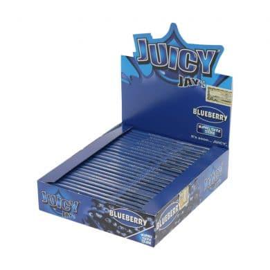 💨 Vloeitjes met bosbessen smaak Juicy Jay's Smartific 716165178767