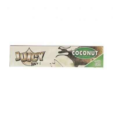? Vloeitjes met kokossmaak Juicy Jay's Smartific 716165179108