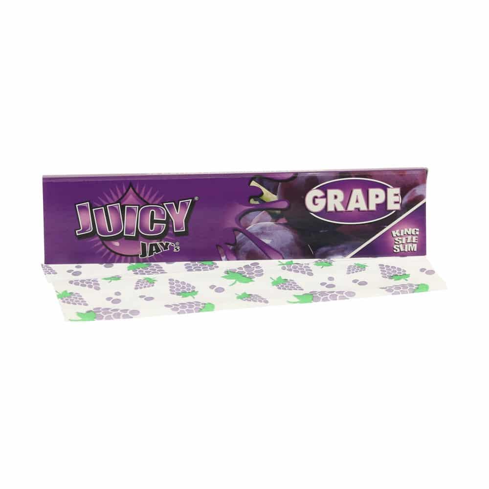 💨 Vloeitjes met Druiven smaak Juicy Jay's Smartific 716165179832