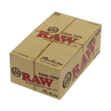 💨 Raw Cone Tips Booklet Smartific 716165179924