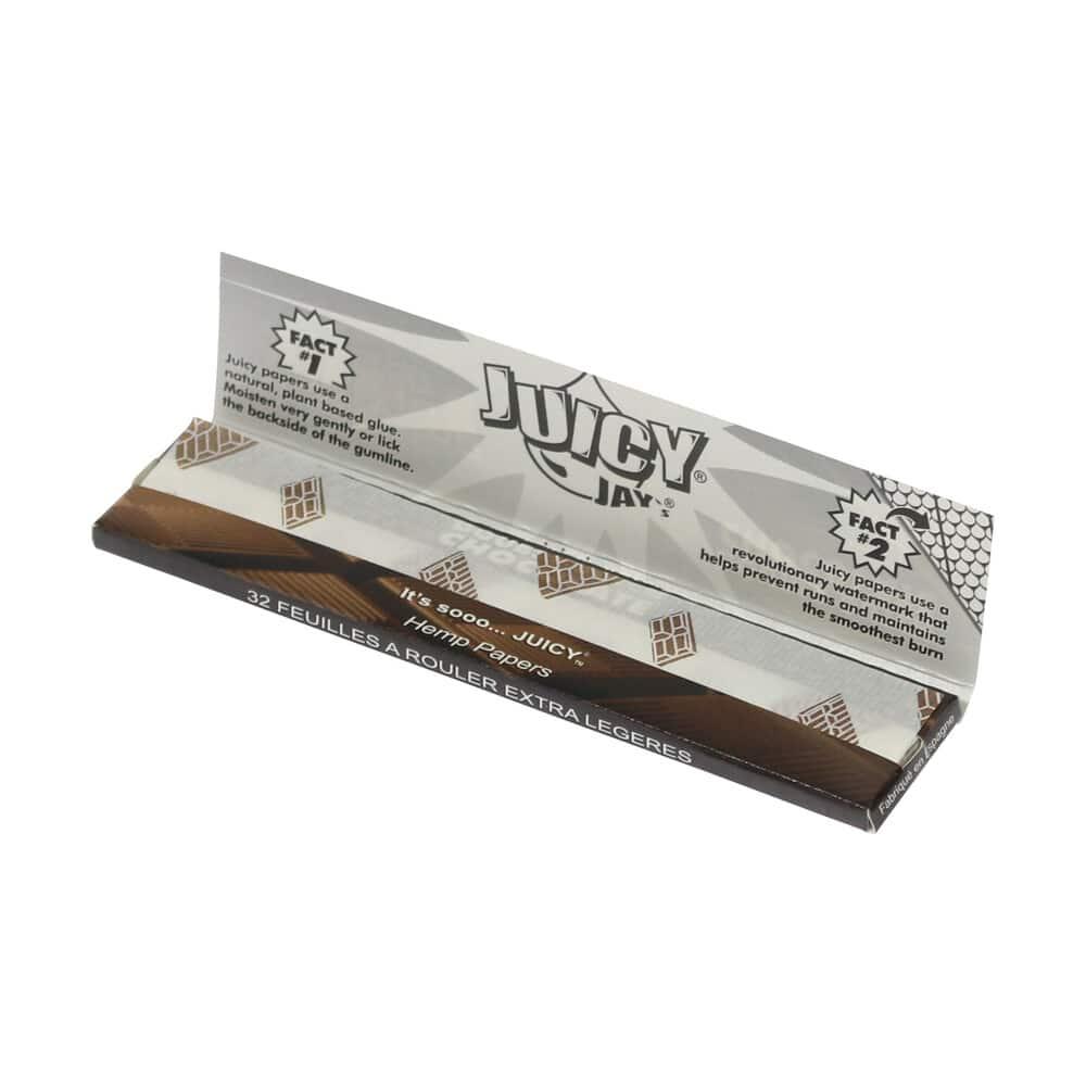 💨 Vloeitjes met chocoladesmaak Juicy Jay's Smartific 716165200536